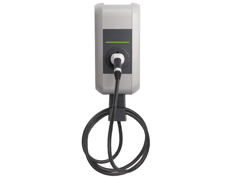 Electric car charger: KEBA KeContact P30